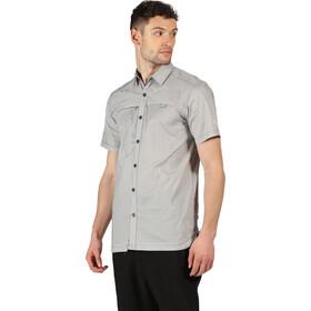 Regatta Honshu V T-Shirt Homme, ash